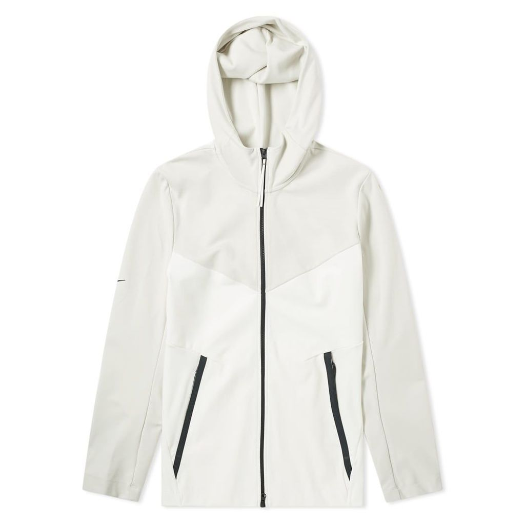 Nike Tech Pack Full Zip Hoody Light Bone, Sail & Black
