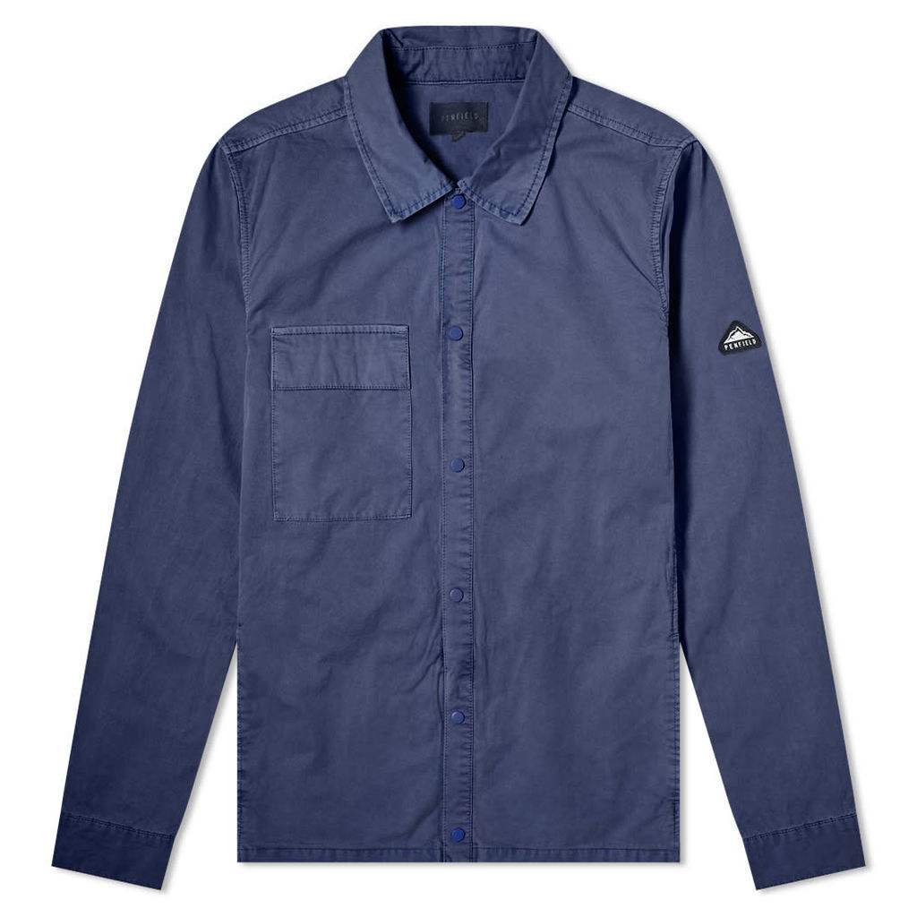 Penfield Blackstone Shirt Jacket Navy