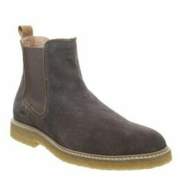 Poste Chelsea Boot ANTHRACITE SUEDE