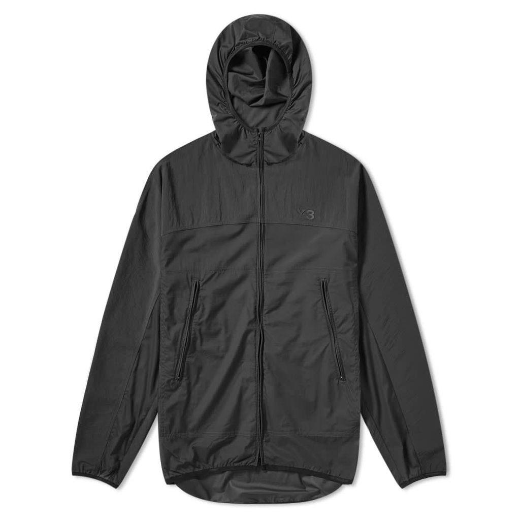 Y-3 Adizero Packable Jacket Black
