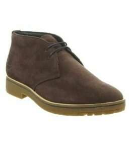 Timberland Folk Gentleman Chukka DARK BROWN