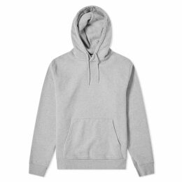Colorful Standard Classic Organic Popover Hoody Heather Grey
