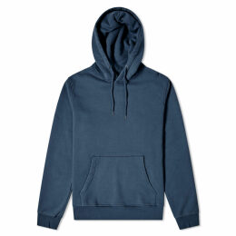 Colorful Standard Classic Organic Popover Hoody Navy Blue