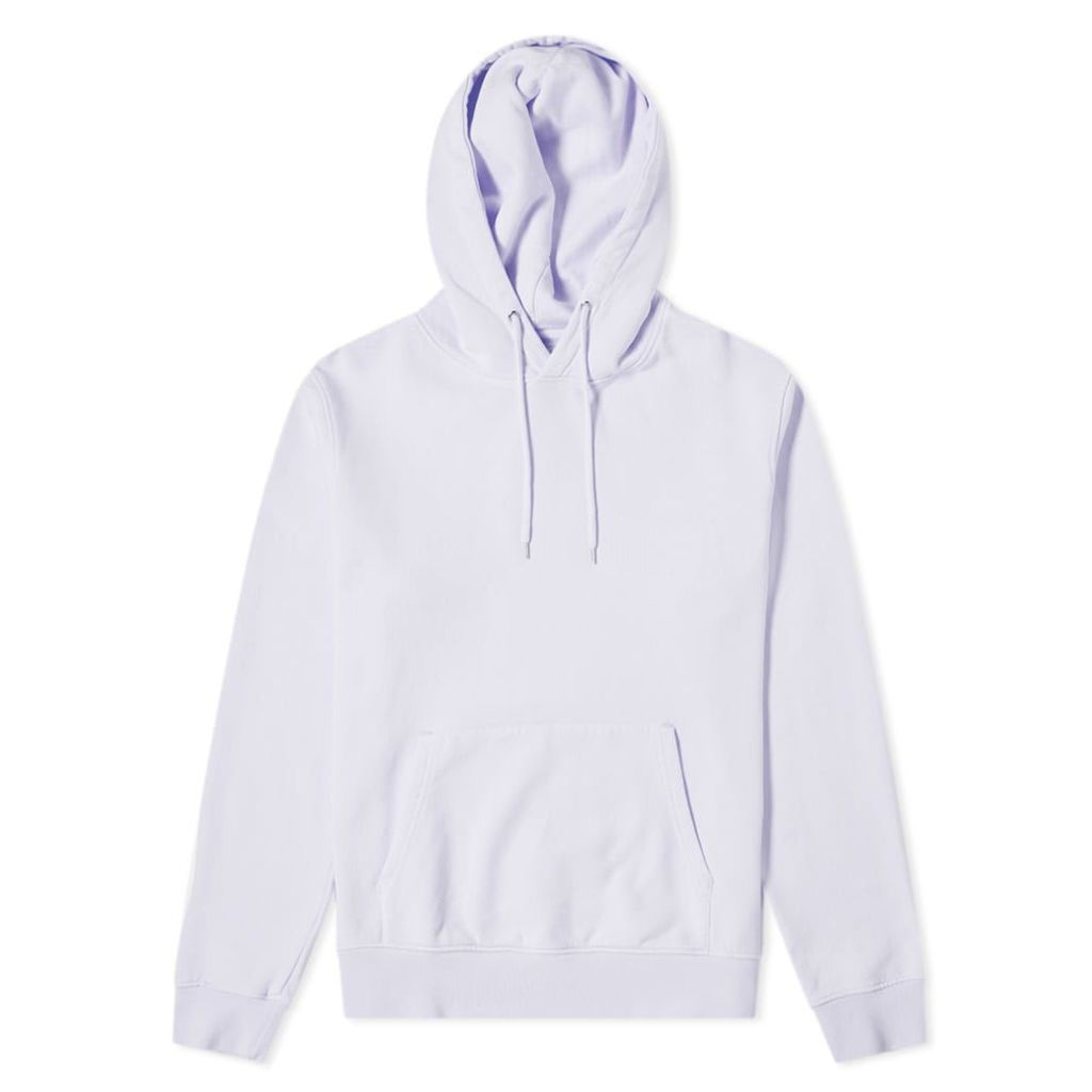 Colorful Standard Classic Organic Popover Hoody Soft Lavender