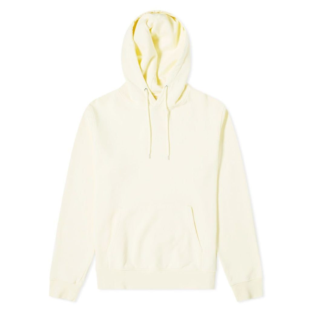 Colorful Standard Classic Organic Popover Hoody Soft Yellow