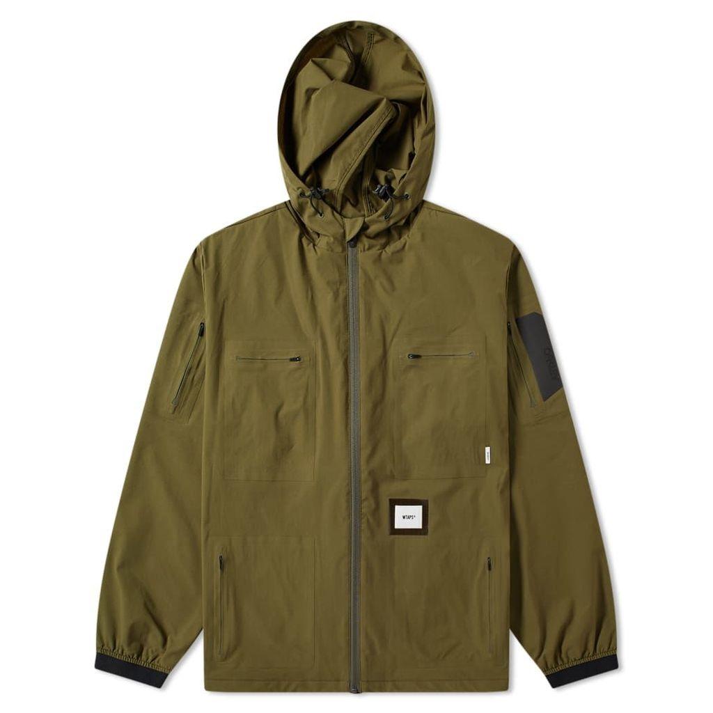 WTAPS x Oakley Keys Ripstop Jacket Dark Brush