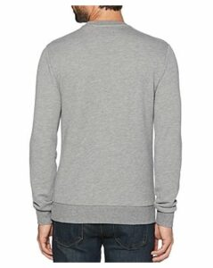 Original Penguin Logo-Stamp Crewneck Sweatshirt