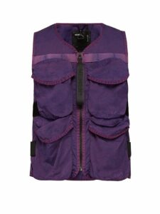 Nemen - Guard Vest Technical Gilet - Mens - Purple