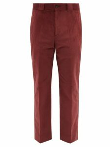 Burberry - Mini Cross-body Backpack - Mens - Red Multi