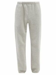 Thom Sweeney - Tailored Cotton Twill Slim Leg Trousers - Mens - Brown