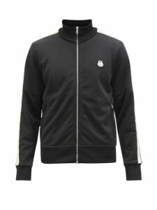 De Bonne Facture - Brushed Linen Drawstring Trousers - Mens - Navy