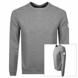 BOSS Casual Walkup Sweatshirt Grey