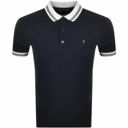 BOSS HUGO BOSS Hanry 1 Linen Jacket Blue