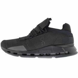 Nike Air Logo Jogging Bottoms Black