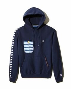 Atelier And Repairs Patch-Pocket Hooded Sweatshirt - 100% Exclusive