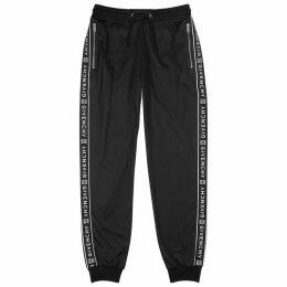 Givenchy Black Shell Sweatpants