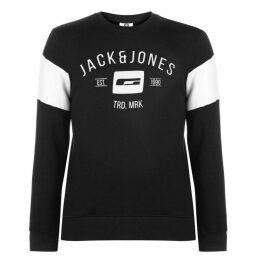 Jack and Jones Core Luis Sweatshirt Mens