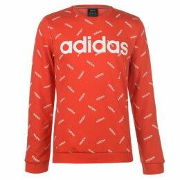 adidas AOP Crew Sweatshirt