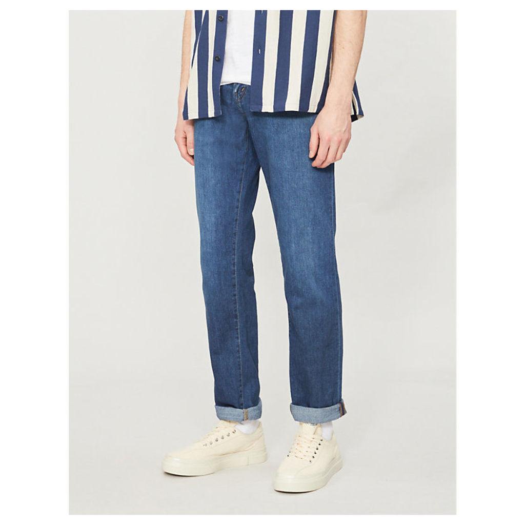 Kane straight jeans