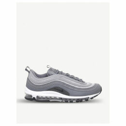 Air Max 97 leather trainers