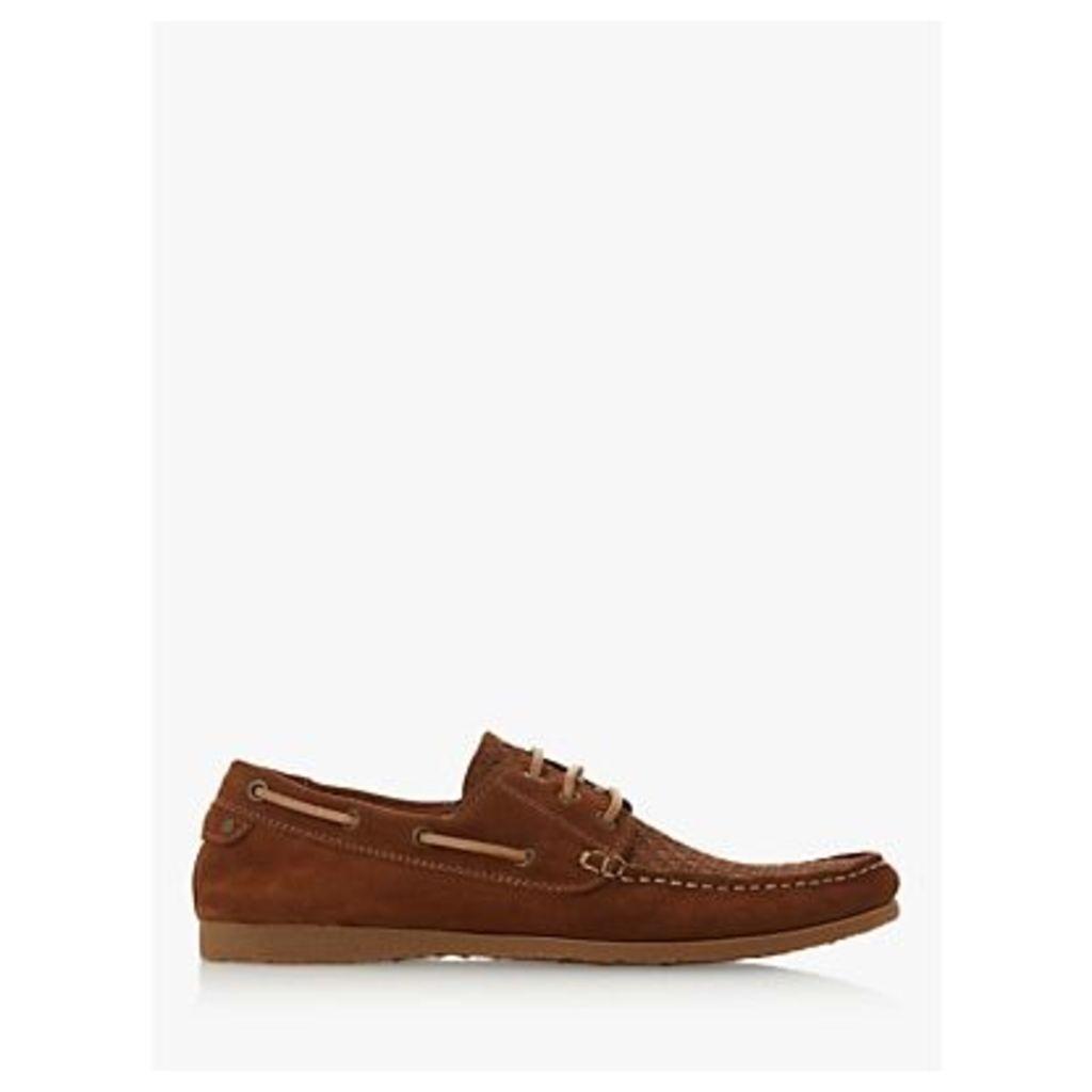 Bertie Bahamas Suede Boat Shoes
