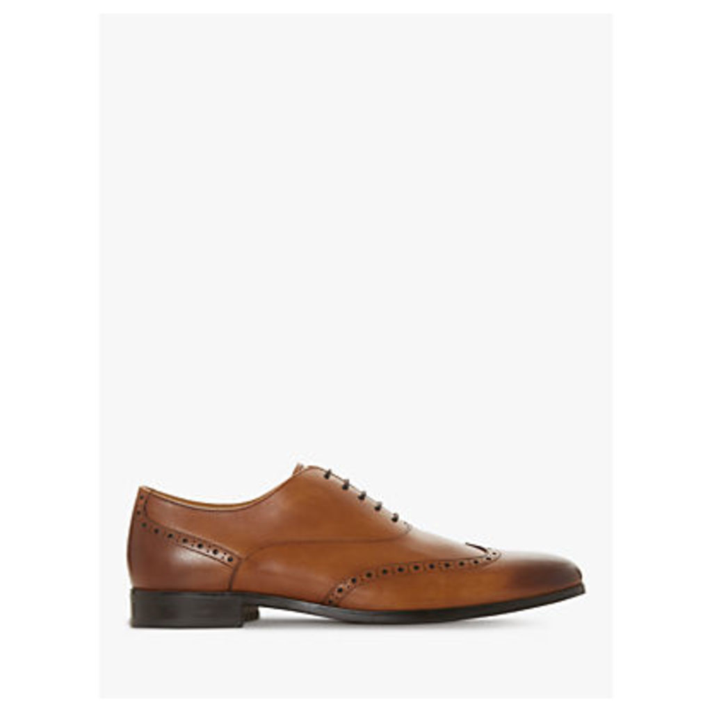Dune Rise Leather Oxford Shoes