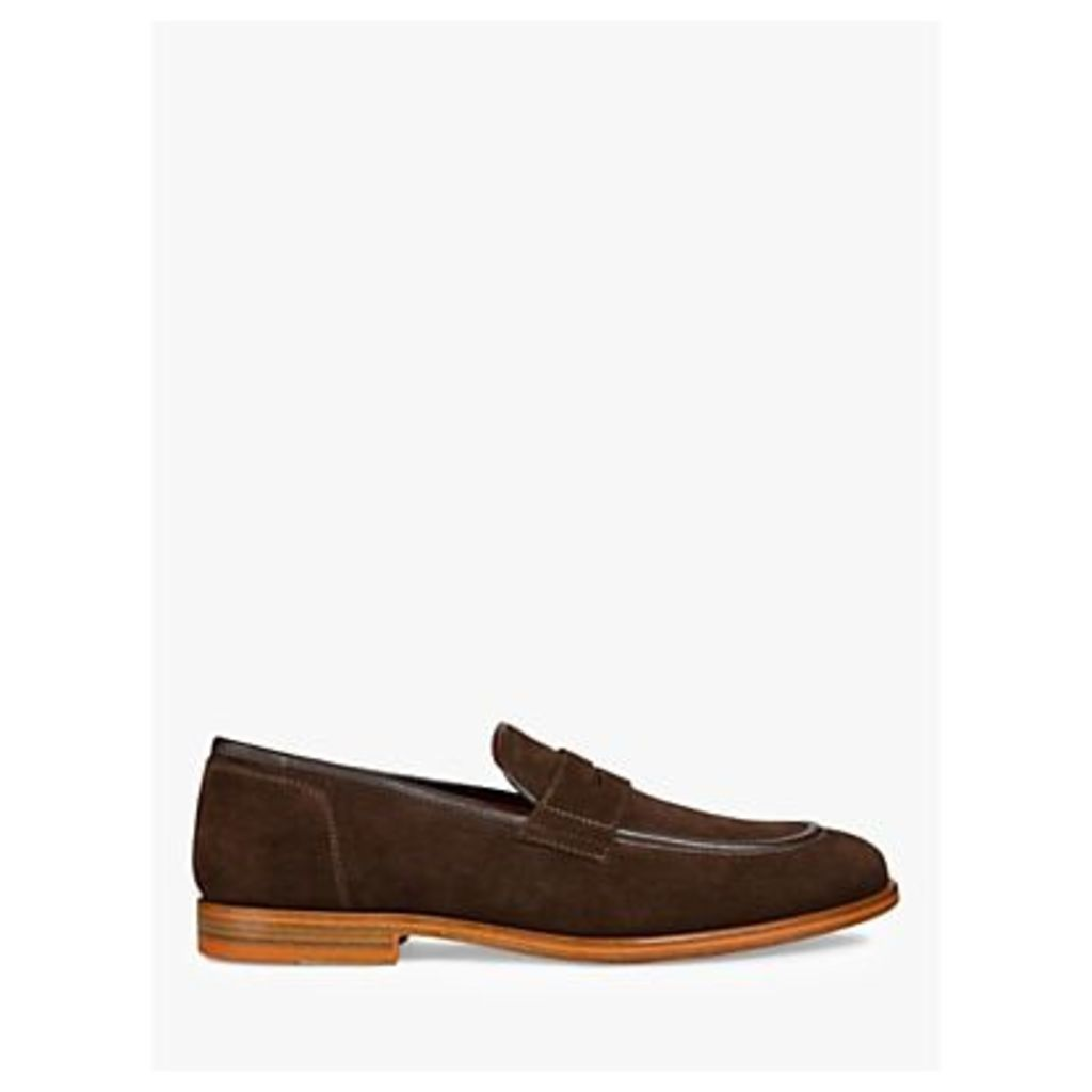 Geox Bayle Suede Loafers