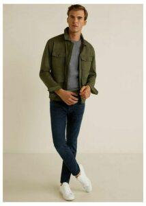 Skinny blue black Jude jeans