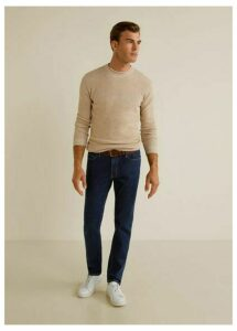 Slim fit soft wash Jan jeans