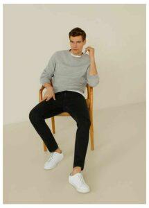 Slim fit black Jan jeans