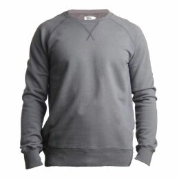 Tonn - Organic Cotton Sweatshirt Grey