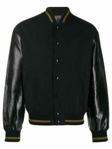 Jean Paul Gaultier Pre-Owned bomber jacket - Black