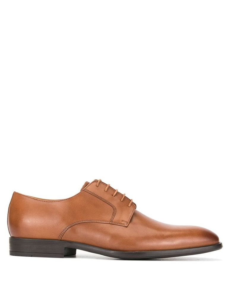 PS Paul Smith lace-up shoes - Brown