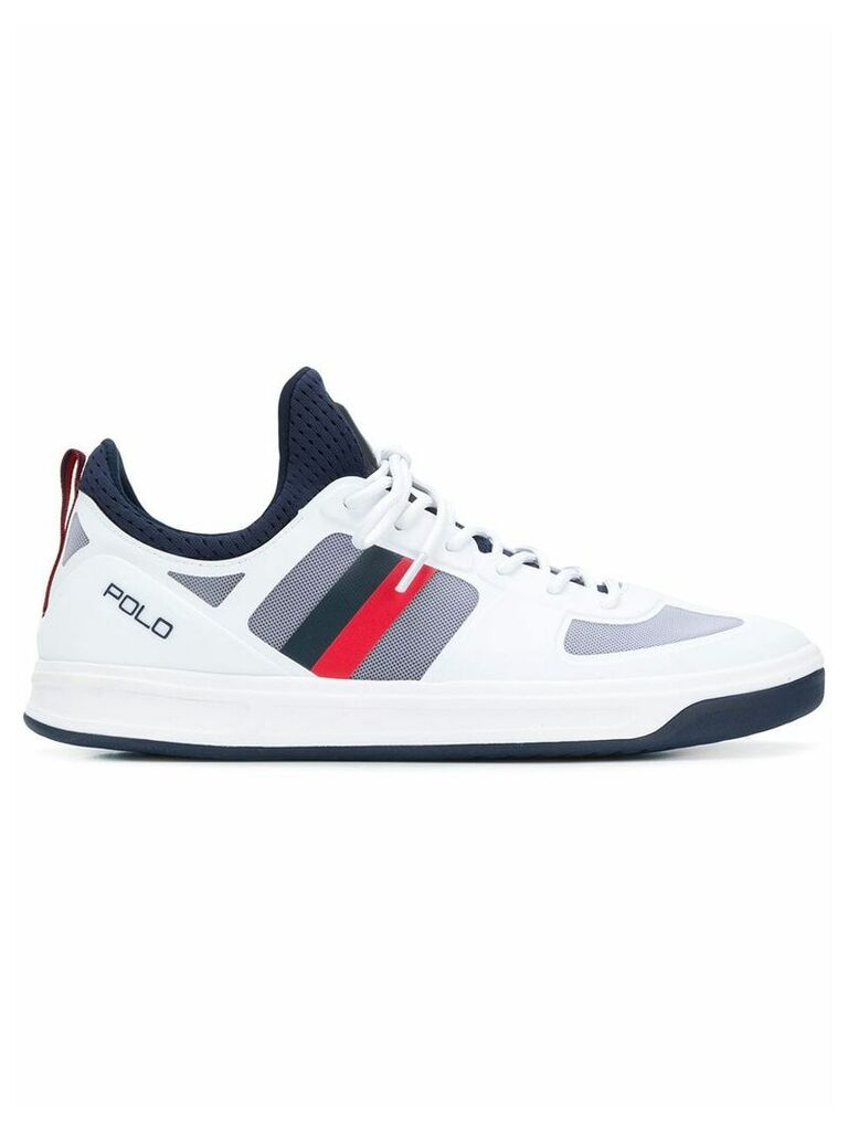 Polo Ralph Lauren low top sneakers - White