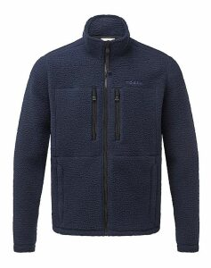 Tog24 Leonard Mens Sherpa Fleece Jacket
