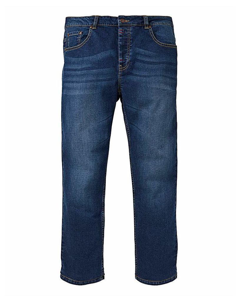 Joe Browns Dark Wash Straight Jean