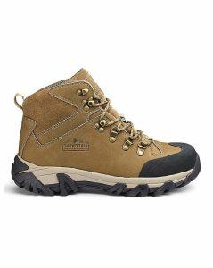 Snowdonia Mens Nubuck Walking Boots