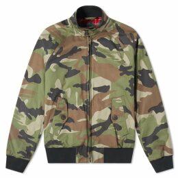 Baracuta G9 Camouflage Jacket British Camo