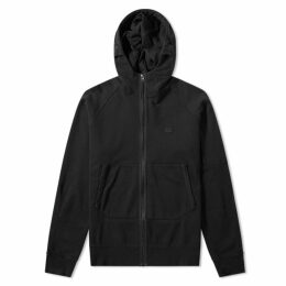 C.P. Company Zip Through Hoody Black