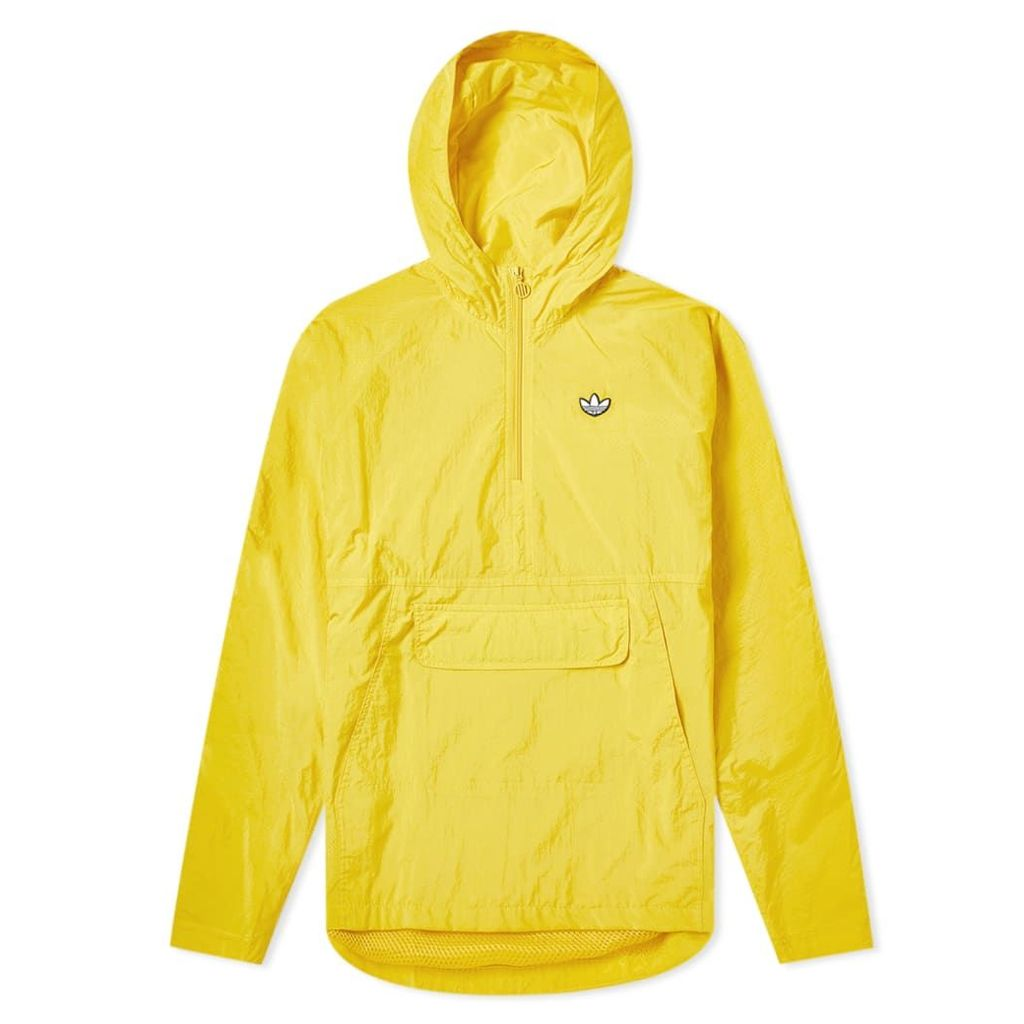 Adidas Lightweight Pop Jacket Tribe Yellow