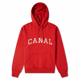424 Canal Hoody Red