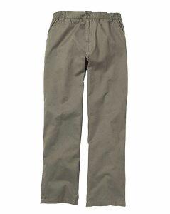 PremierMan SideElasticated Trousers 27in