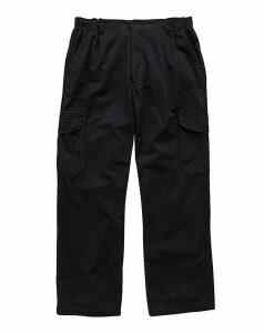 Premier Man Cargo Trousers 29in