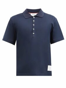 Fear Of God - Relaxed Leg Cotton Track Pants - Mens - Black