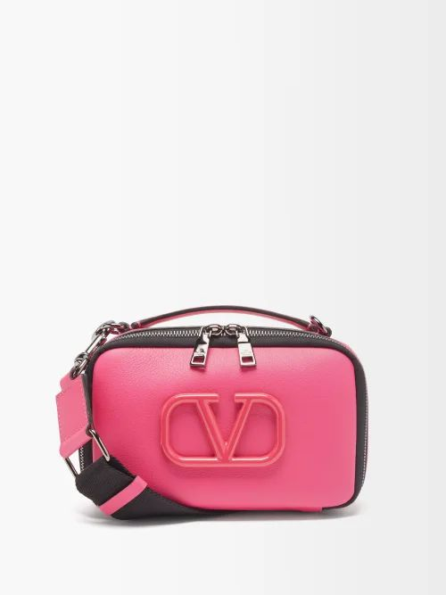 Gucci - Logo Embroidered Slim Fit Chino Trousers - Mens - Cream