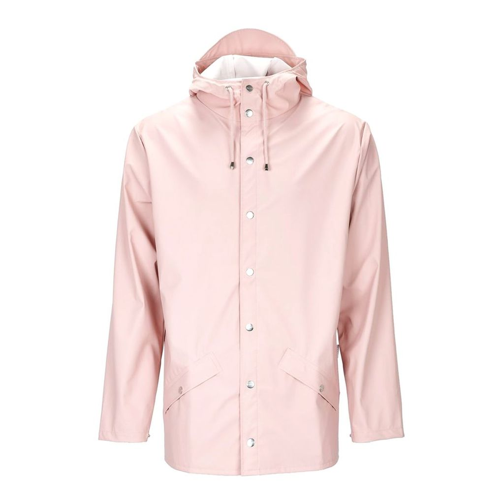 Hooded Jacket - Rose