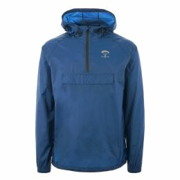 Pop Over Rain Jacket - Royal Blue