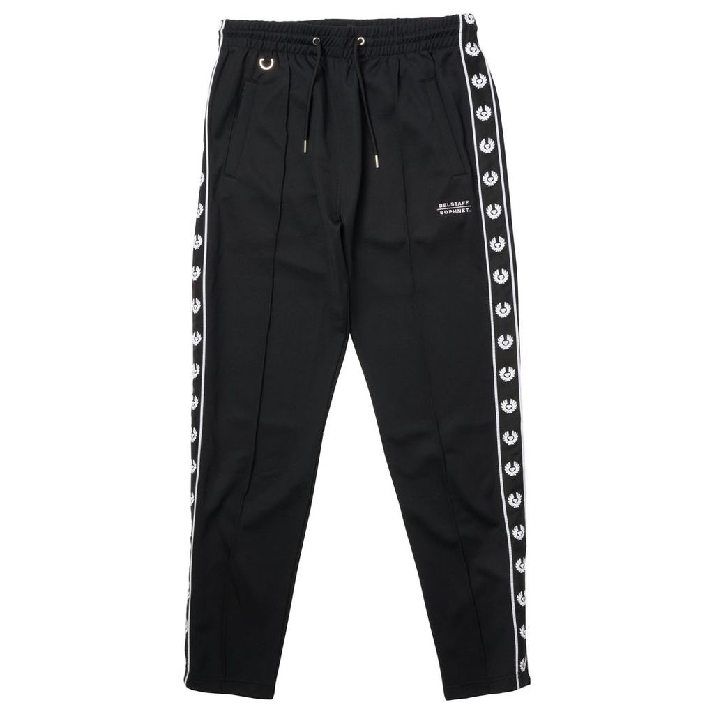 Deepdale Taped Track Pant - Black