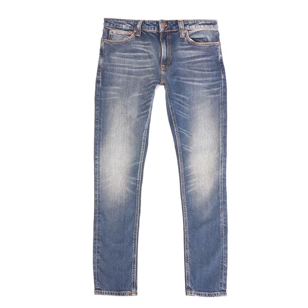 Skinny Lin Jeans - Cold Blues
