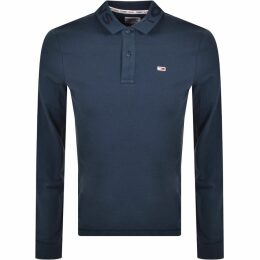 Money Sig Link Crew Neck Sweatshirt Navy